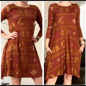 Honey & Lace XS Boho Dress